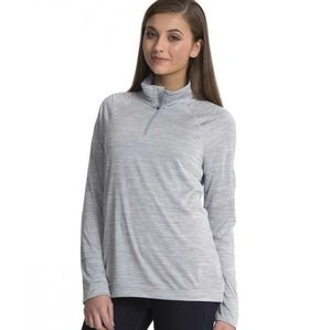 NWT Charles River Space Dye Performance Pullover